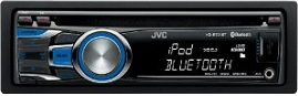 JVC KDR 721BT Autoradio Test