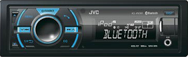 JVC KD-X50BT Autoradio Test