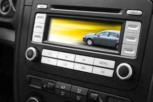 2-DIN Autoradio Bedienung