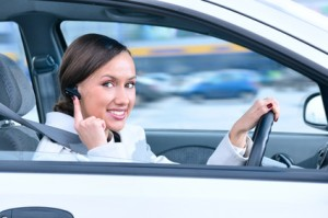 Bluetooth Autoradio mit Freisprecheinrichtung