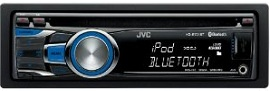 JVC KD-R721BT-Autoradio Test