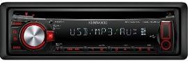 Kenwood KDC-4051UR-Autoradio Test