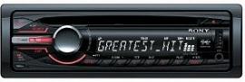Sony CDX-GT450U-Test