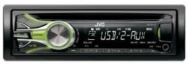 JVC KD R432E Test